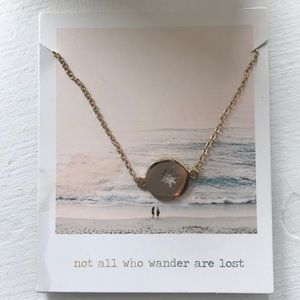 Necklace from francescas ! Brand new never worn!